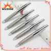 Metal Braid Barrel Roller Ink Ball Pen for Business Gift (VRP025)