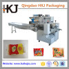 Double Servo Automatic Pillow Type Instant Noodle Packaging Machine