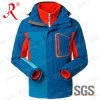 Waterproof and Breathable Winter Ski Jacket (QF-6033)