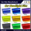 Self-Adhesive Light Vinyl Sticker Colors Car Headlight Tint Vinyl Films 30cmx9m