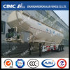 Cimc Huajun Vertical Type Powder Tanker with 4 Discharge Port