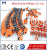 "Horizontal or Vertical Locking ""E"" Plate Lifting Clamp, Chain Lifter Machine"