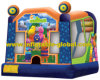 Durable Inflatable Bouncers, Inflatable Backyard Bounce Combo (LY-BO272)