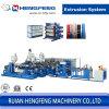 PP/PS Sheet Extrusion Line (HFSJ50/30-120/33-700B)