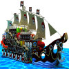 Popular Amusement Pirate Ship