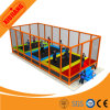 Trampoline Arena, Indoor Trampoline Park, Children Indoor Soft Playground Trampoline