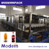 Automatic Glass Bottle/ Can Continuous Spraying Sterilizer Packing Machine