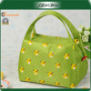 Green Trendy Fitness Tote Cold Lunch Picnic Bag