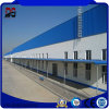 Prefab Light Big Steel Structures Warehouse for Sale