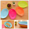Leaf Candy Plate Fruit Dishtray Sundries Plastic Storage Tray