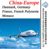 Shipping Agent Danmark, Germany, France, French Polynesta, Monaco -China Forwarder