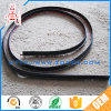 High Temperature Silicone Rubber Wiper Seal / Intumescent Fire Seal Strip