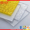 Polycarbonate Prismatic Embossed Sheet PC Board for Decoration Door Window