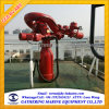 316ss Stainless Steel Marine Fire Monitor 600 to 2400 M3/H