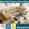 New Design U Shape Living Room Furniture Fabric Sofa (S889)