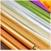 Pet Metallic Laminated Fabric for Bag Making Material