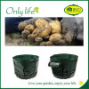 Onlylife PP Vegetable Grow Bag Green Economical Garden Planter
