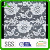 White Lace Fabric for Wedding Dress, by The Yard