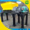 Plastic Tubing/Foam/Wood/Tire/Kitchen Waste/Municipal Waste/Animal Bone Shredder, Uniaxial Shredding