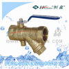 Filter with Ball Valve/Ball Valve with Fitter/Ball Valve