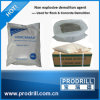 Non Explosive Agent for Reinforced Concrete Rock Demolition