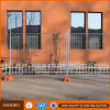 Easy Assembly Anti-Rust Galvanized Steel Temporary Fence for Sale