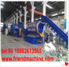 Polyethylene Polypropylene Plastic Bag Film Washing and Recycling Line