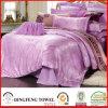 Fashion Poly-Cotton Jacquard Bedding Set Df-C128