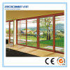 Roomeye 2.0mm Environmental/Soundproof/Fireproof Aluminium Doors Sliding Open Style