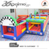 Inflatable Kids' Double Obstacle Challenging Game (BMHC63)