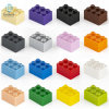 Baby Toys Plastic Brick Wall Parts in Bulk The Table