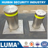Outdoor Road Safety Bollard with LED Lights