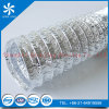 Double Layers Aluminum Foil Flexible Duct with Fire Resistance