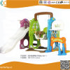 Inside Plastic Swing and Slide for Kids