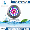 30W RGB Full Color IP68 Stainless Steel LED Underwater Spotlight Fountain Light