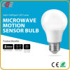 5W 7W 9W E27 G24 Security Auto on/off Retrofit Microwave Motion Sensor LED Light Bulb for Corridor Hallway Garage Staircase