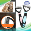 Pet Double-Sided Cleaning Massage Hair Removal Comb