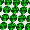 Custom Plastic Adhesive Sticker Logo Security Holographic Hologram 3D Label