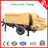 25m3/H Electric Concrete Pump, Concrete Pumping Machine with Concrete Pump Pipe
