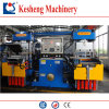 High-Precision Double-Pump Full-Automatic Vacuum Fornt-Style 4rt Hydraulic Molding Machine for Silicon Button (KSV-4RT-200T)
