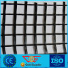 25-400kn Fiberglass Geogrid Used for Retaining Wall