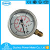 Ce Approved 63mm 250kg Glycerin or Silicone Oil Filled Pressure Gauge