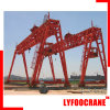 Single Girder Gantry Crane, Semi Gantry Crane with Truss