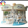 Amusement Park Carousel Ride Roundabout Classical Game Machine Virtual Reality