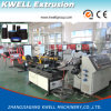 PVC/PE/PP Plastic Single Wall Cable Protection Pipe Making Machine