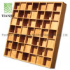 Acoustic Diffuser 3D Wood Panel Sound Diffusers Manufacturer