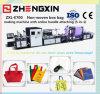 Leading Non Woven Environmental-Friendly Bag Maker Price (ZXL-E700)