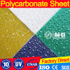 Industrial Architecture Lighting Embossed Sheet