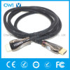 HDMI 19 Pin Plug-Plug Cable for HDTV Metal Plug