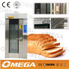 Hot Sale Bread Rotary Oven Pastry Rotating Baking Rack Oven Machine (manufacturer CE&ISO9001)